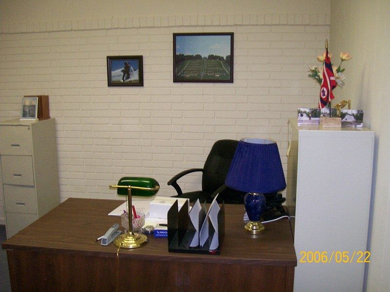 Auxiliaries Office
